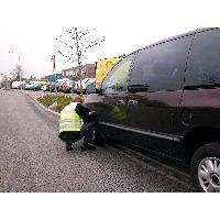 Aide A La Conduite - Securite Gilet de securite Oxford jaune XL - ADNAuto