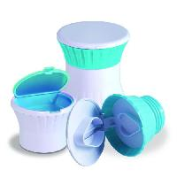 Aide A La Mobilite Brise pilule HESTEC - 3 en 1 Ergo Color