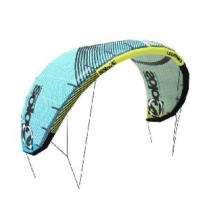 Aile - Voile - Enveloppe LIQUID FORCE KITE Aile Solo 9 Kite Only