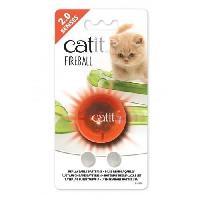 Aire - Tapis De Jeu - Tunnel Balle lumineuse Senses 2.0 - Pour chat