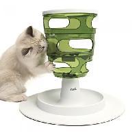 Aire - Tapis De Jeu - Tunnel CAT IT Croquettier Senses 2.0 - Pour chat