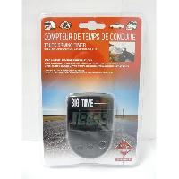 Alarme - Simulateur D'alarme - Module Hyperfrequence Compteur temps de conduite avec alarme