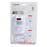 Alarme Autonome FIRST ALARM Alarme a capteur PIR sans fil - Generique