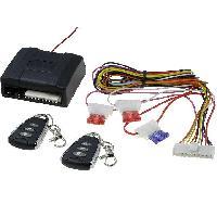 Alarmes Kit de commande a distance pour fermeture centralisee - 12VDC