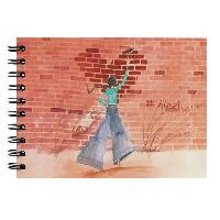 Album - Album Photo Album photo Aimer - 30 pages - Collection Artist - 19 x 13 cm