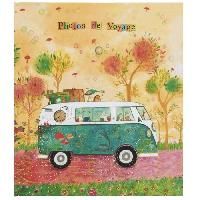 Album - Album Photo Album photo Car Voyage - 100 vues - Collection Artist - 21.8 x 24.5 cm