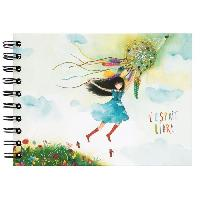 Album - Album Photo Album photo Esprit Libre - 30 pages - Collection Artist - 19 x 13 cm