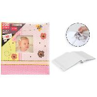 Album - Album Photo Album photo bébé / enfants - 200 photos - 10 x 15 cm - Aucune