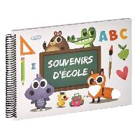 Album - Album Photo Album photos scolaire abc souvenir d'ecole