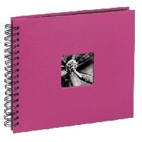 Album - Album Photo FNE ART Album photo a spirales - 28 x 24 cm - 50 pages noires