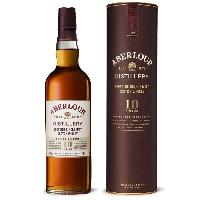 Alcool Aberlour 10 ans Forest Reserve - Speyside Single Malt Scotch Whisky - 40.0 % Vol. - 70 cl - Etui