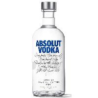 Alcool Absolut - Vodka de Suede - 40.0 % Vol. - 35 cl Aucune