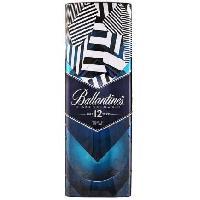 Alcool Ballantine's - 12 ans - Blended whisky - Ecosse - 40.0% Vol. - 70 cl - Edition limitée