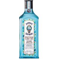 Alcool Bombay Sapphire - Jardin Anglais - Edition Limitee - London Dry Gin - 41.0 Vol. - 70 cl - Etui