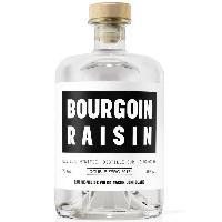 Alcool Bourgoin Raisin - Eau-de-vie de vin de raisin Ugni Blanc - 38.0 % Vol. - 70 cl