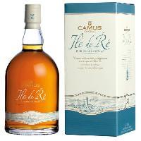 Alcool Camus - Ile de Ré - Fine Island - Cognac - 40.0% Vol. - 70 cl