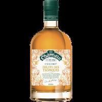 Alcool Charrette Héritage - Rhum arrangé - Fruits des Tropiques - Ile de la Réunion - 35.0% Vol. - 50 cl