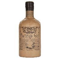Alcool Gin Bathtub - 70 cl - 43.3° - Aucune