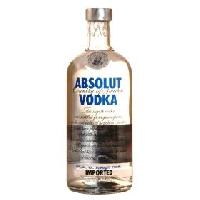 Alcool Vodka 40° absolut 70cl
