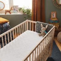 Alese - Protection Matelas Bebe P'TIT ALBATROS Alese impermeable Bamboo - Bebe mixte - 60 x 120 cm