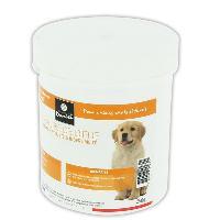 Aliment Pellicule - Comprime Alimentaire Levure de biere pour chiens chats chevaux furets - pot de 250g - Recettes de Daniel