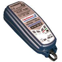 Alimentation - Accessoire Outils De Jardin JARDIN PRATIC Chargeur de batterie OPTIMATE 3. de 2 a 30 Ah avec fonction desulfatation