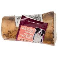 Alimentation - Croquettes AIME Os a moelle fume fourre a la viande - Friandise a macher 100 naturelle - Pour chien