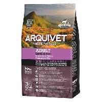Alimentation - Croquettes Arquivet Chien Adulte jambon et Riz 3 kg Aucune