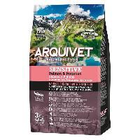 Alimentation - Croquettes Arquivet Chien Sensible Saumon et Pomme de terre 3 kg Aucune