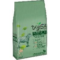 Alimentation - Croquettes BEYOND Croquettes riche en agneau avec de l'Orge complete - Pour chien - 7.5 kg