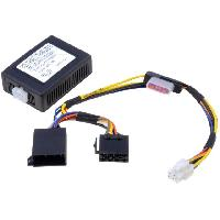 Alimentation 12V - 24V Alimentation ISO 12V 5A Autoradio ideal voiture sans apres-contact ADNAuto