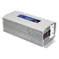 Alimentation 12V - 24V Convertisseur 24V vers 220V 5000Wmax 21-30VDC