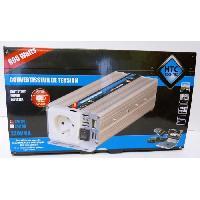 Alimentation 12V - 24V Convertisseur WP 12220V 600W avec Prise USB