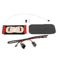 Alimentation 12V - 24V Kit Installation Chargeur Induction Universel 12V avec led