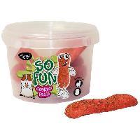 Alimentation AIME Friandises aux fruits - Pour lapins et rongeurs - 120 g -x1-