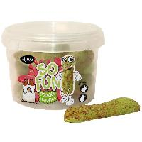 Alimentation AIME Friandises aux legumes - Pour lapins et rongeurs - 120 g -x1-