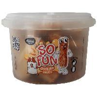 Alimentation AIME Friandises aux oeufs - Pour lapins et rongeurs - 120 g -x1-