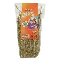 Alimentation AIME Friandises brins de luzerne - Pour lapins et rongeurs - 40 g -x1-