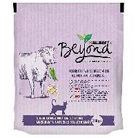 Alimentation Croquettes - Riche en boeuf avec de l'orge complete - Pour chat adulte - 350 g