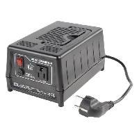 Alimentation Electrique - Transformateur - Convertisseur Convertisseur de puissance 230 VAC - AC 110 V 2.7 A