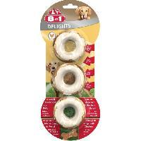 Alimentation Friandise chien Delights Anneaux x 3