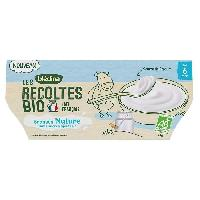 Alimentation Infantile BLEDINA - BIO Brassés nature 4x100g