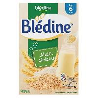 Alimentation Infantile BLEDINA - Blédine Multi céréales 400g