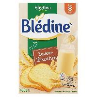 Alimentation Infantile BLEDINA - Blédine Saveur brioche 400g