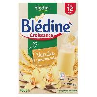 Alimentation Infantile BLEDINA - Blédine croissance Vanille 400g