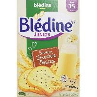 Alimentation Infantile BLEDINA - Blédine junior Brioche pépites 400g