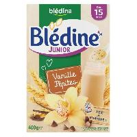 Alimentation Infantile BLEDINA - Blédine junior Vanille pépites 400g