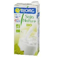 Alimentation Infantile Bjorg Boisson Soja Nature 1l