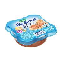 Alimentation Infantile Bledichef Cocotte de legumes. pates et saumon du pacifique - 260 g - Des 24 mois