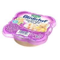 Alimentation Infantile Bledichef Plat cuisine - Ecrase de Choux-fleurs Pommes de Terre Facon Bechamel Des 15 mois 250 gr